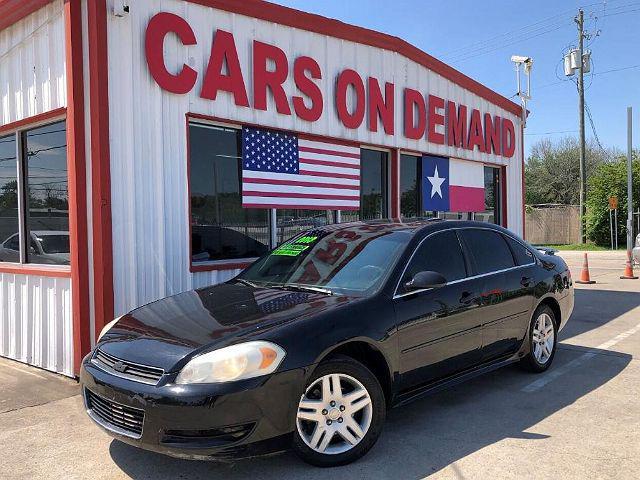 2013 Chevrolet Impala LT for sale in Pasadena, TX