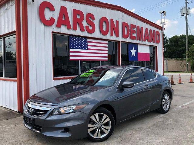 2012 Honda Accord Coupe for sale near Pasadena, TX