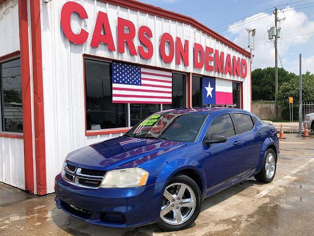 2013 Dodge Avenger SE for sale in Pasadena, TX