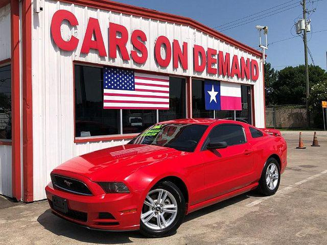 2014 Ford Mustang for sale near Pasadena, TX