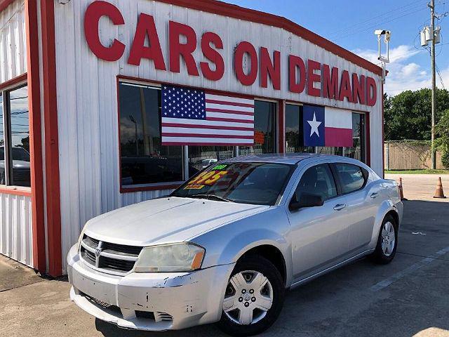 2010 Dodge Avenger SXT for sale in Pasadena, TX