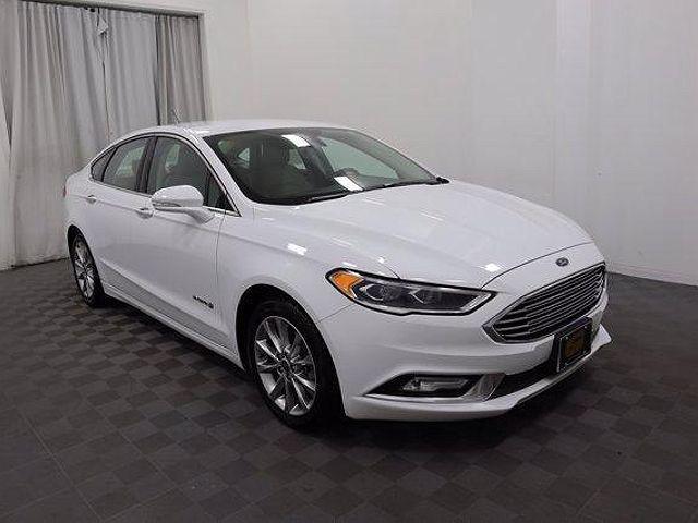 2017 Ford Fusion Hybrid SE for sale in Philadelphia, PA