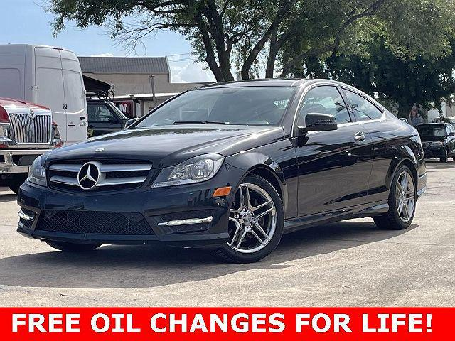 2013 Mercedes-Benz C-Class C 350 for sale in Houston, TX