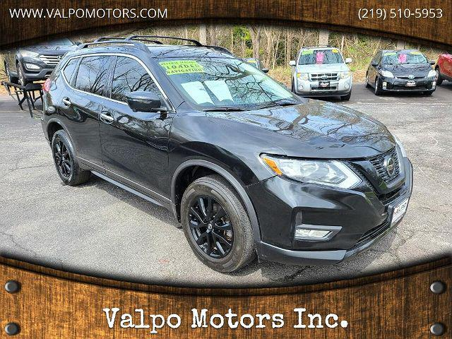 2018 Nissan Rogue SV for sale in Valparaiso, IN