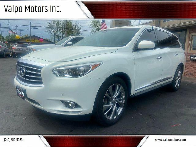 2013 INFINITI JX35 AWD 4dr for sale in Valparaiso, IN