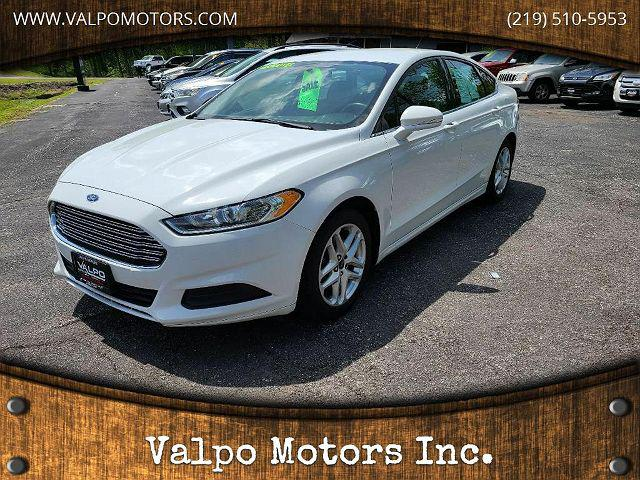 2014 Ford Fusion SE for sale in Valparaiso, IN