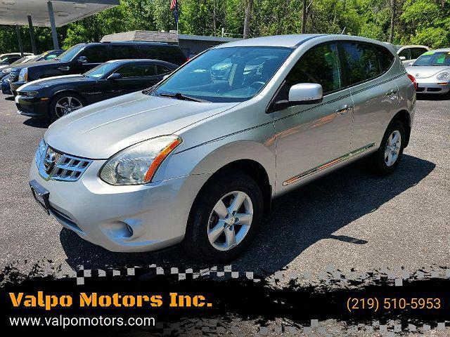 2013 Nissan Rogue S for sale in Valparaiso, IN