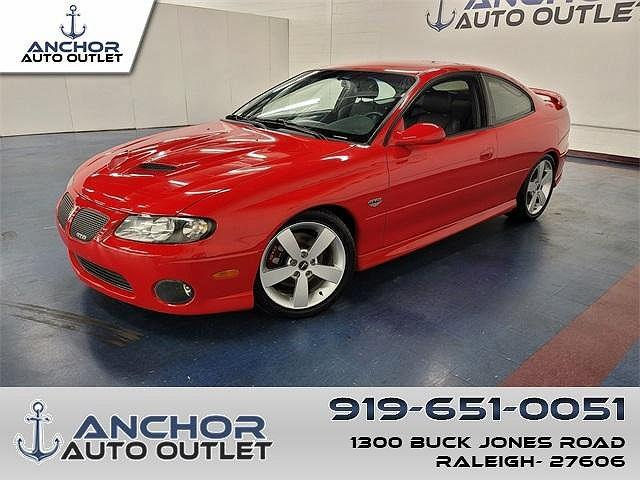 2006 Pontiac GTO 2dr Cpe for sale in Raleigh, NC