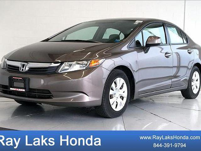 2012 Honda Civic  LX for sale in Orchard Park, NY