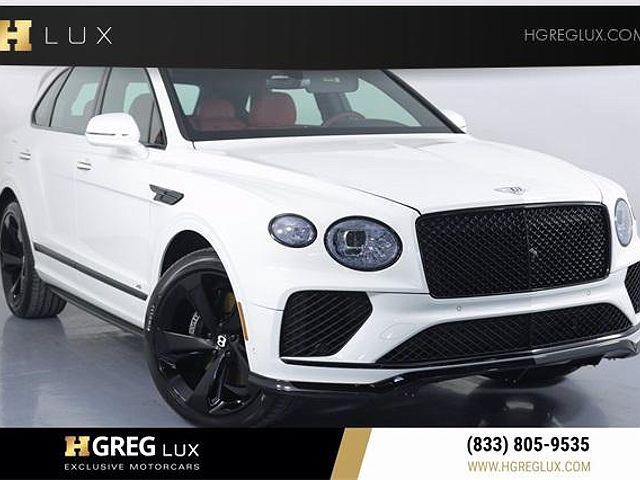 2021 Bentley Bentayga V8/First Edition for sale in Pompano Beach, FL