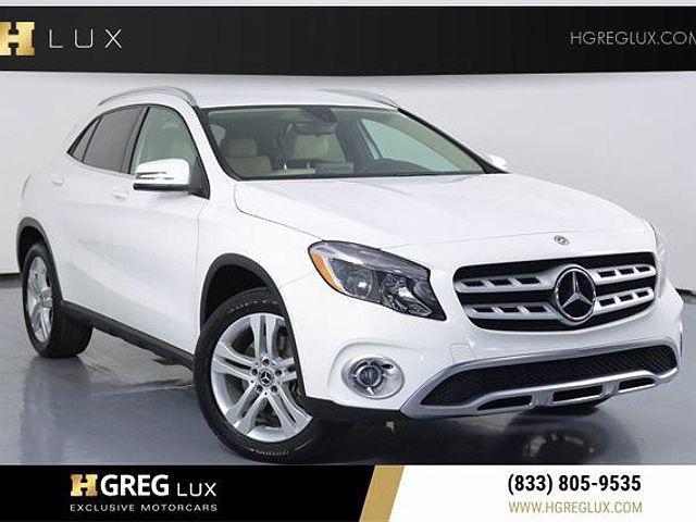 2018 Mercedes-Benz GLA GLA 250 for sale in Pompano Beach, FL