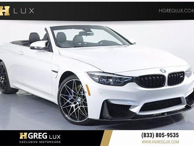 2018 BMW M4 Convertible for sale in Pompano Beach, FL