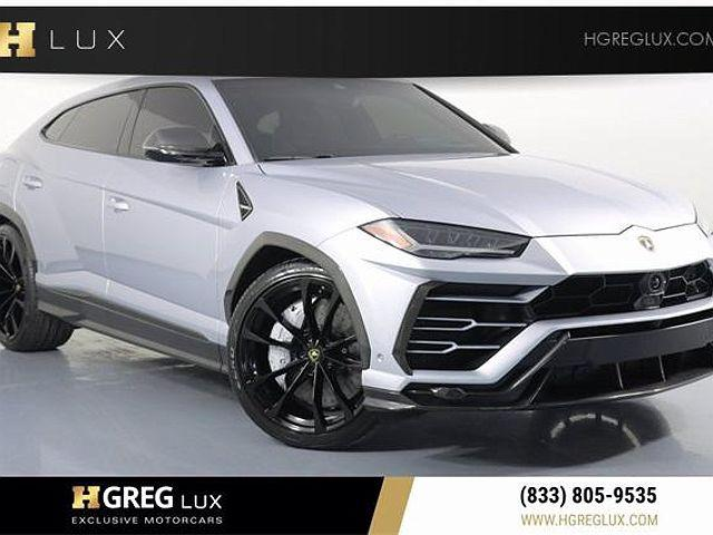 2020 Lamborghini Urus AWD for sale in Pompano Beach, FL