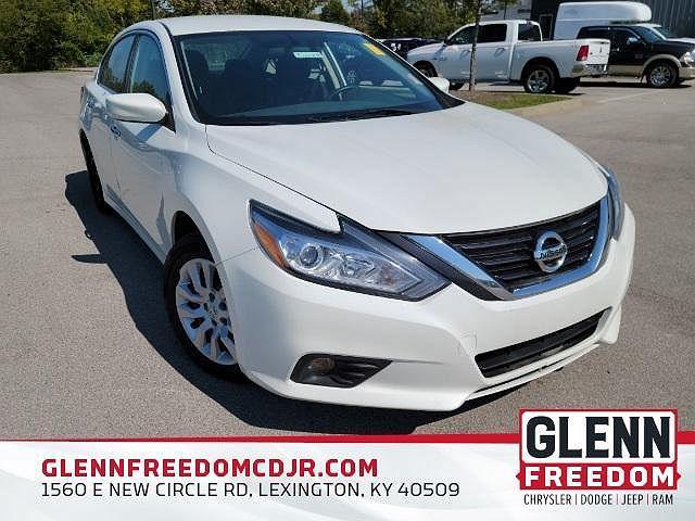 2017 Nissan Altima 2.5 S for sale in Lexington, KY