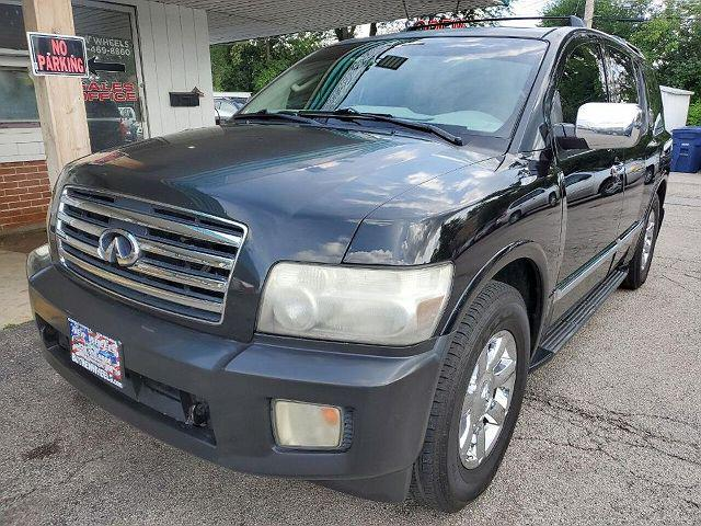 2007 INFINITI QX56 4dr 2WD for sale in Glendale Heights, IL