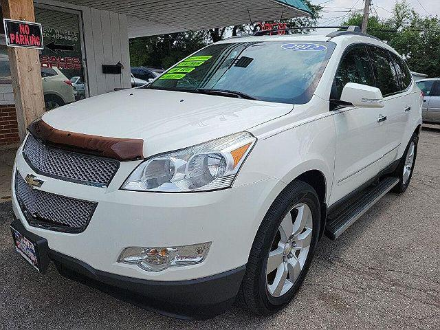 2012 Chevrolet Traverse LTZ for sale in Glendale Heights, IL