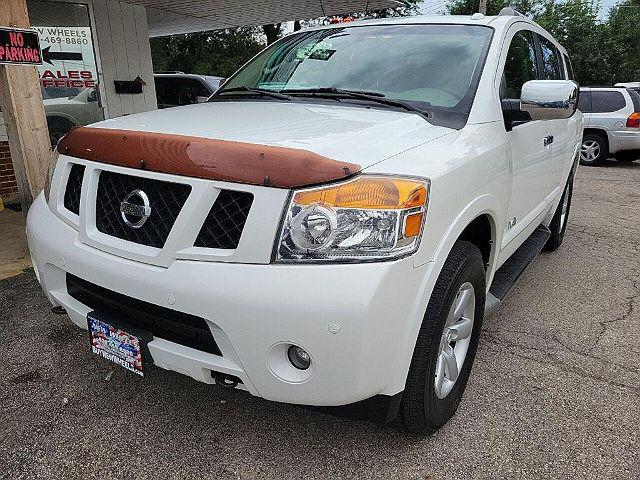 2008 Nissan Armada SE for sale in Glendale Heights, IL