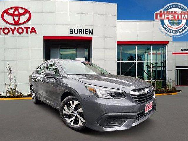 2020 Subaru Legacy Premium for sale in Burien, WA
