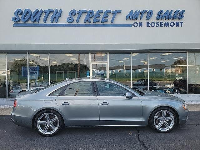 2011 Audi A8 4dr Sdn for sale in Frederick, MD