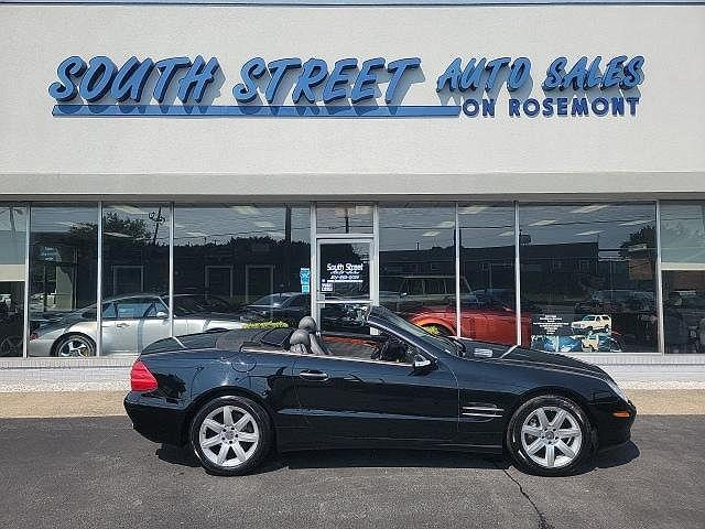 2003 Mercedes-Benz SL-Class 2dr Roadster 5.0L for sale in Frederick, MD