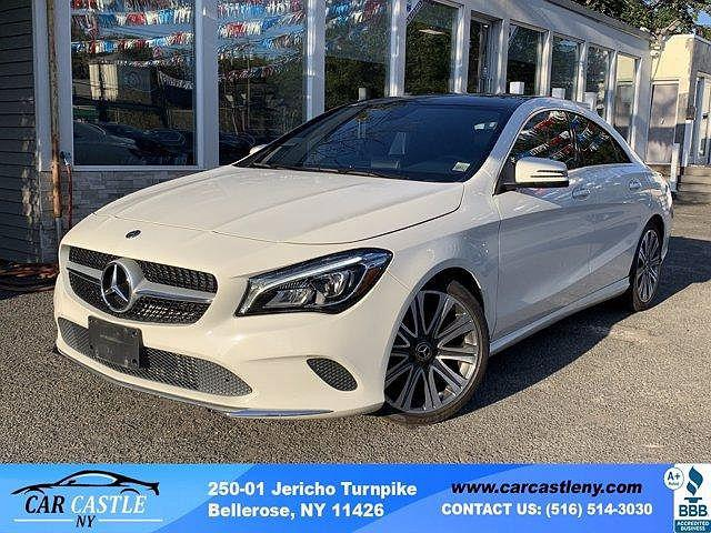 2018 Mercedes-Benz CLA CLA 250 for sale in Bellerose, NY