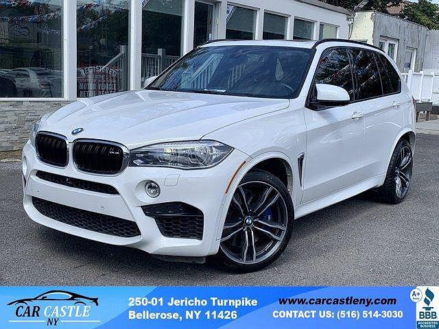 2017 BMW X5 M Sports Activity Vehicle for sale in Bellerose, NY