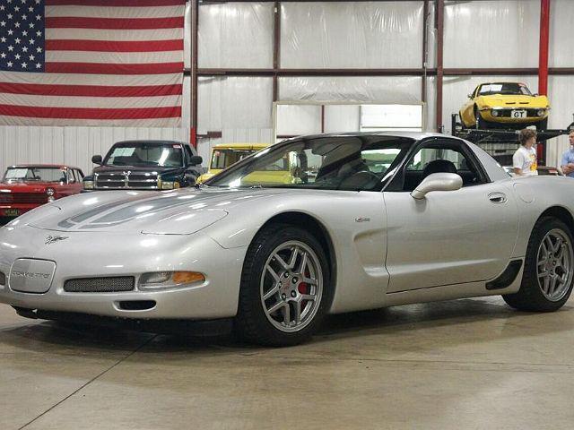 2003 Chevrolet Corvette Z06 for sale in Grand Rapids, MI