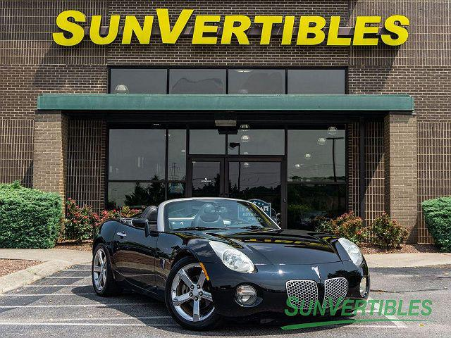 2007 Pontiac Solstice 2dr Convertible for sale in Franklin, TN