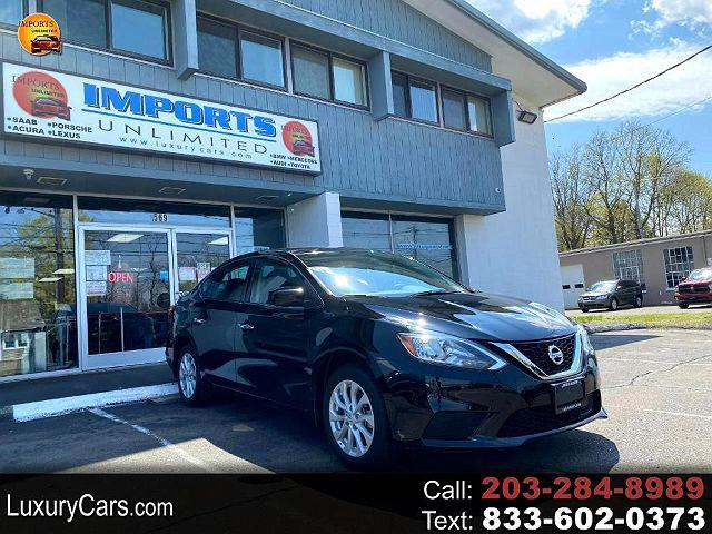 2019 Nissan Sentra SV for sale in Wallingford, CT