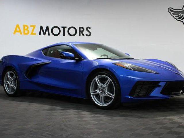 2021 Chevrolet Corvette 1LT for sale in Houston, TX