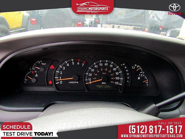 2001 Toyota Tundra SR5 for sale in Houston, TX