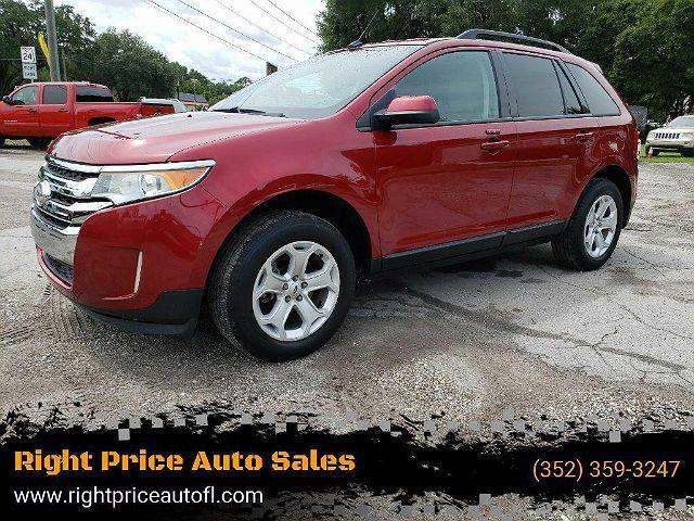 2014 Ford Edge SEL for sale in Waldo, FL