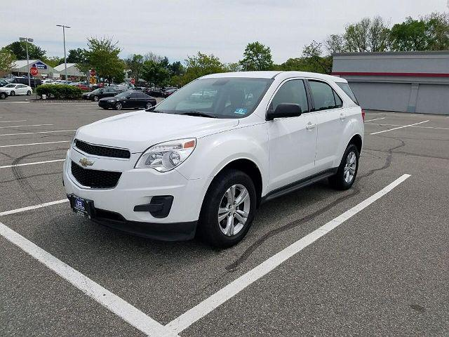 2015 Chevrolet Equinox LS for sale in Union, NJ