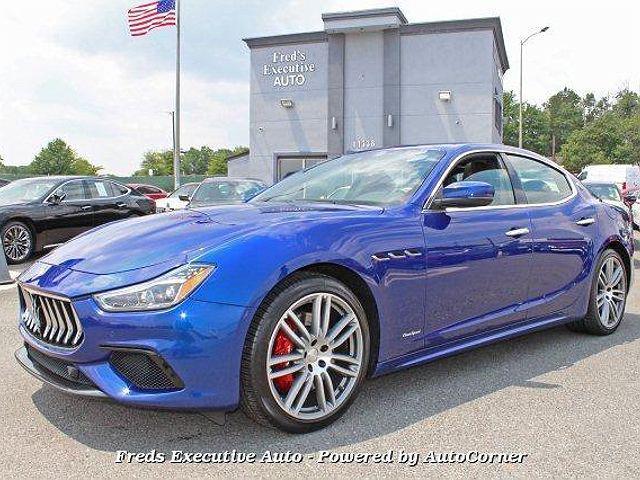 2018 Maserati Ghibli S Q4 GranSport for sale in Woodbridge, VA