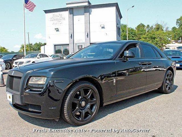 2013 Rolls-Royce Ghost 4dr Sdn for sale in Woodbridge, VA