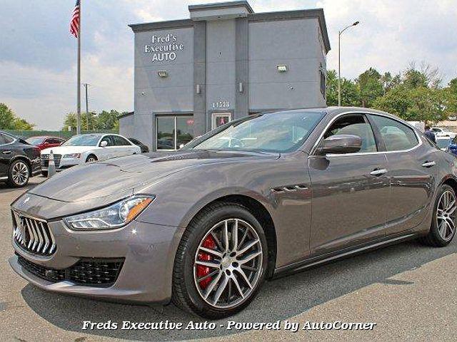 2018 Maserati Ghibli S Q4 for sale in Woodbridge, VA