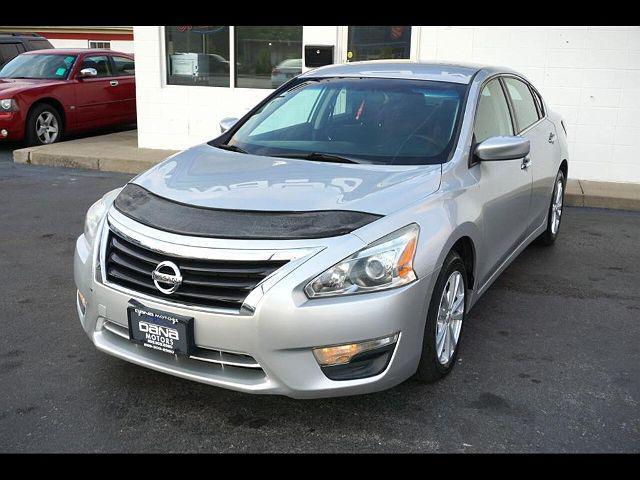 2014 Nissan Altima 2.5 S for sale in Lexington, KY