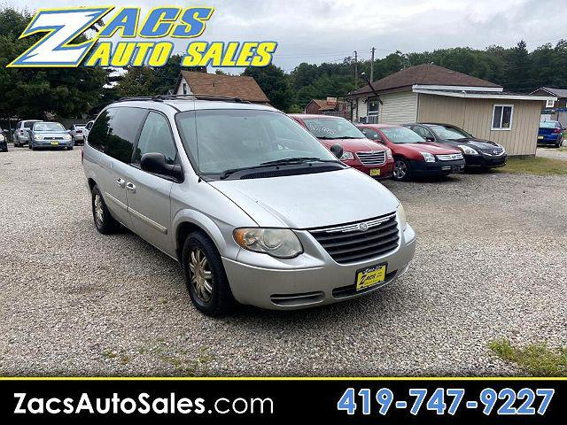 2007 Chrysler Town & Country LWB Touring for sale in Mansfield, OH
