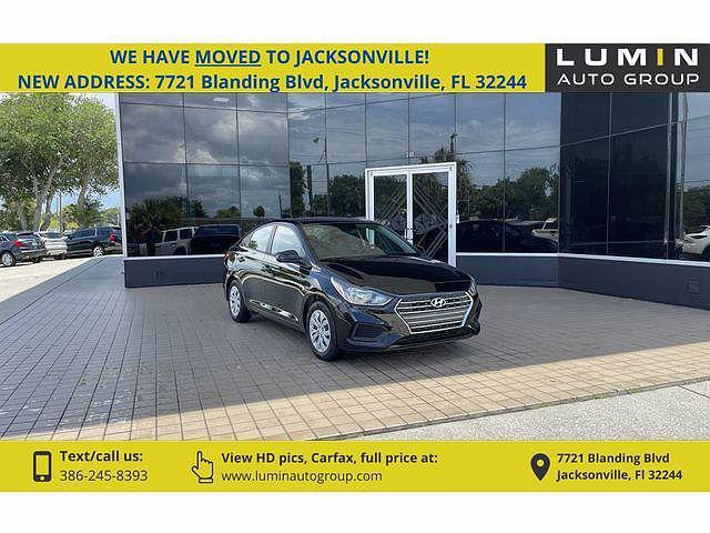 2019 Hyundai Accent SE for sale in Jacksonville, FL