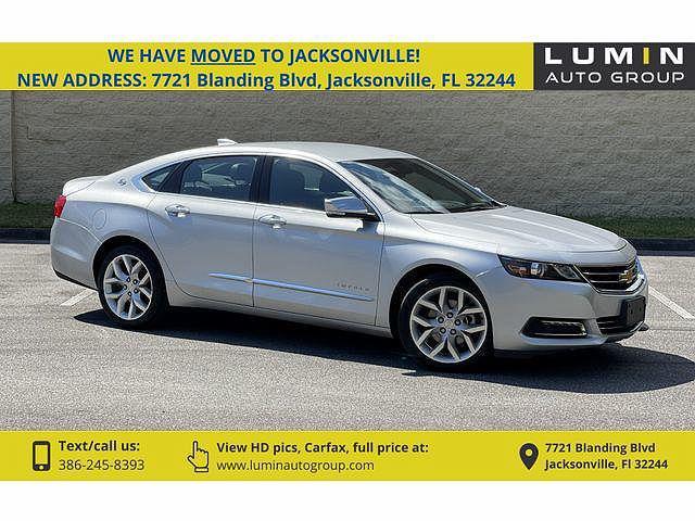 2020 Chevrolet Impala Premier for sale in Jacksonville, FL