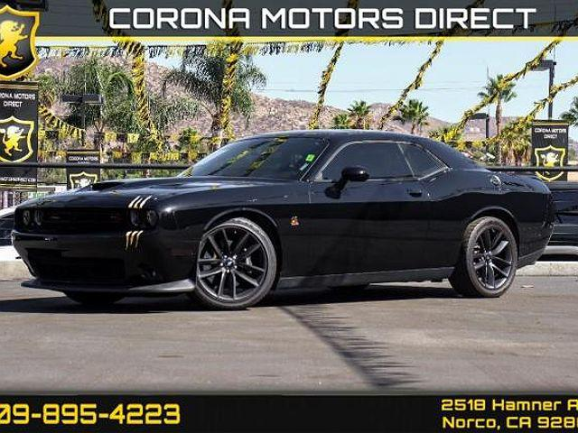 2019 Dodge Challenger R/T Scat Pack for sale in Norco, CA