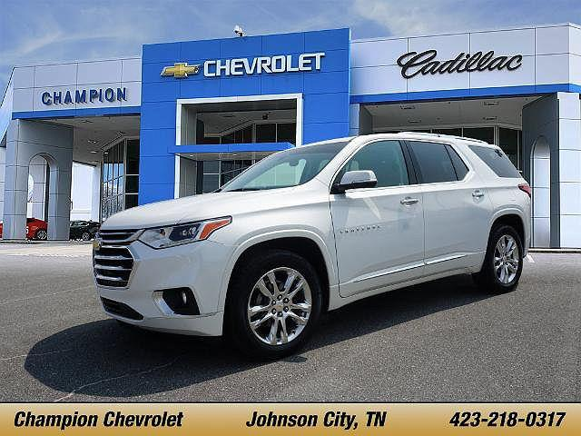 2019 Chevrolet Traverse High Country for sale in Johnson City, TN