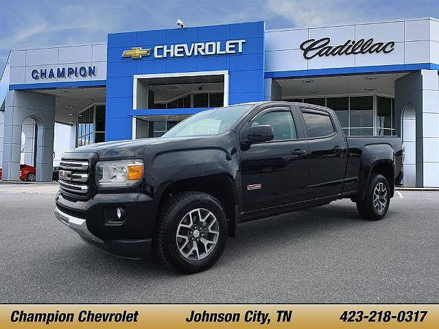 2015 GMC Canyon 4WD SLE for sale in Johnson City, TN