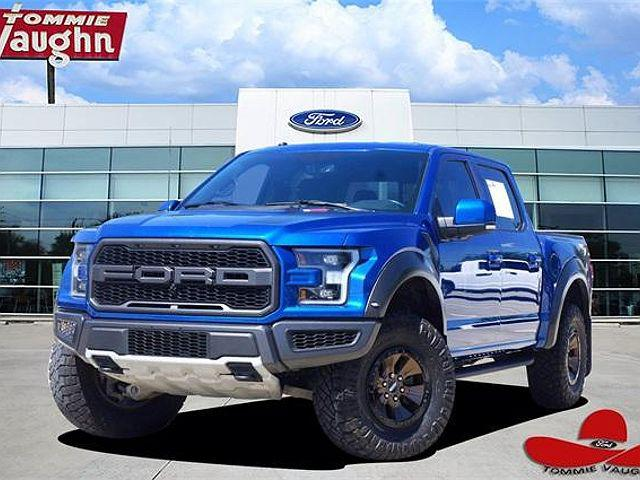 2018 Ford F-150 Raptor for sale in Houston, TX