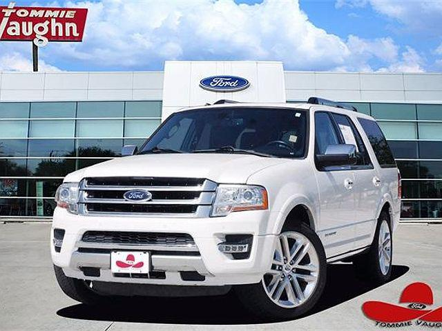 2017 Ford Expedition Platinum for sale in Houston, TX