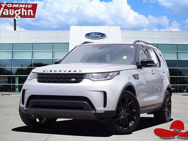 2017 Land Rover Discovery HSE Luxury for sale in Houston, TX