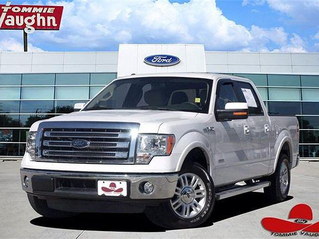 2014 Ford F-150 Lariat for sale in Houston, TX