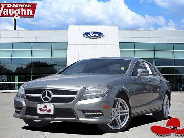2014 Mercedes-Benz CLS-Class CLS 550 for sale in Houston, TX