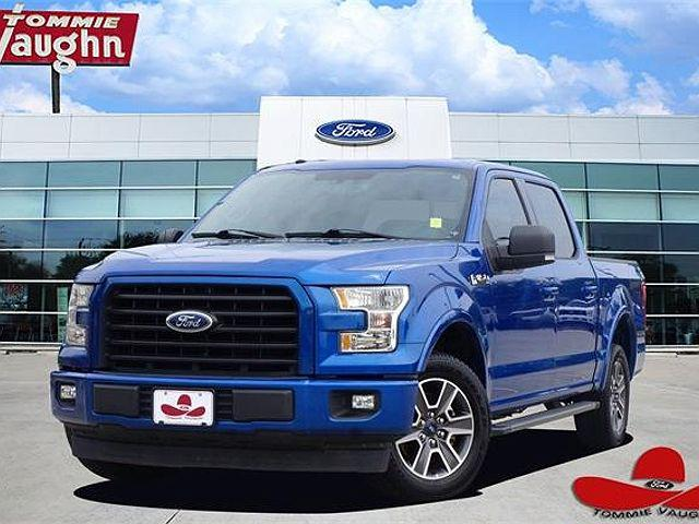 2017 Ford F-150 XLT for sale in Houston, TX