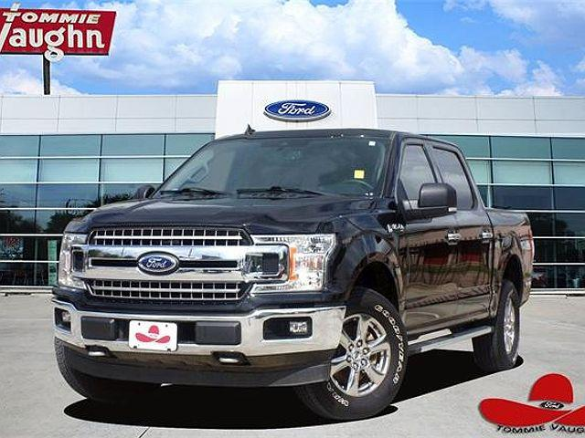 2019 Ford F-150 XLT for sale in Houston, TX